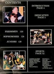 Page 6, 1986 Edition, Delaware Valley College - Cornucopia Yearbook (Doylestown, PA) online yearbook collection