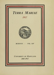 Page 9, 1917 Edition, University of Maryland School of Pharmacy - Terra Mariae Yearbook (Baltimore, MD) online yearbook collection