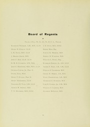 Page 16, 1918 Edition, University of Maryland School of Pharmacy - Terra Mariae Yearbook (Baltimore, MD) online yearbook collection