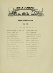 Page 15, 1919 Edition, University of Maryland School of Pharmacy - Terra Mariae Yearbook (Baltimore, MD) online yearbook collection
