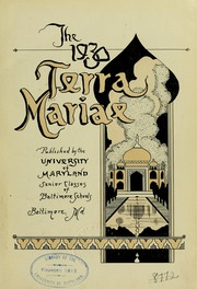Page 7, 1930 Edition, University of Maryland School of Pharmacy - Terra Mariae Yearbook (Baltimore, MD) online yearbook collection