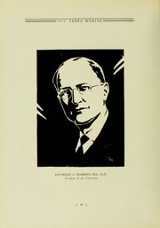 Page 14, 1932 Edition, University of Maryland School of Pharmacy - Terra Mariae Yearbook (Baltimore, MD) online yearbook collection