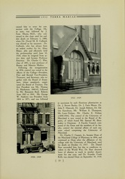 Page 17, 1932 Edition, University of Maryland School of Pharmacy - Terra Mariae Yearbook (Baltimore, MD) online yearbook collection