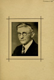Page 11, 1934 Edition, University of Maryland School of Pharmacy - Terra Mariae Yearbook (Baltimore, MD) online yearbook collection