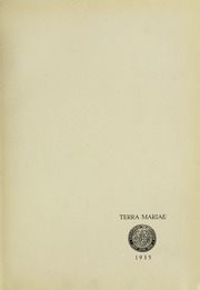 Page 7, 1935 Edition, University of Maryland School of Pharmacy - Terra Mariae Yearbook (Baltimore, MD) online yearbook collection