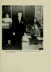 Page 13, 1956 Edition, University of Maryland School of Pharmacy - Terra Mariae Yearbook (Baltimore, MD) online yearbook collection