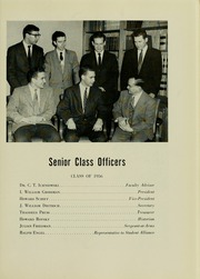 Page 15, 1956 Edition, University of Maryland School of Pharmacy - Terra Mariae Yearbook (Baltimore, MD) online yearbook collection