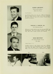 Page 16, 1956 Edition, University of Maryland School of Pharmacy - Terra Mariae Yearbook (Baltimore, MD) online yearbook collection