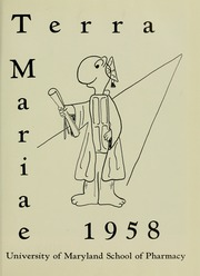 Page 5, 1958 Edition, University of Maryland School of Pharmacy - Terra Mariae Yearbook (Baltimore, MD) online yearbook collection