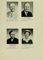 Page 17, 1959 Edition, University of Maryland School of Pharmacy - Terra Mariae Yearbook (Baltimore, MD) online yearbook collection