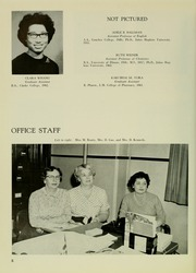 Page 12, 1963 Edition, University of Maryland School of Pharmacy - Terra Mariae Yearbook (Baltimore, MD) online yearbook collection