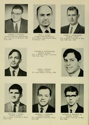 Page 12, 1967 Edition, University of Maryland School of Pharmacy - Terra Mariae Yearbook (Baltimore, MD) online yearbook collection