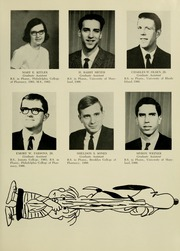 Page 13, 1967 Edition, University of Maryland School of Pharmacy - Terra Mariae Yearbook (Baltimore, MD) online yearbook collection