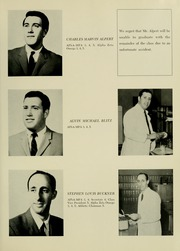 Page 17, 1967 Edition, University of Maryland School of Pharmacy - Terra Mariae Yearbook (Baltimore, MD) online yearbook collection