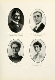 Page 15, 1913 Edition, Clarion University of Pennsylvania - Sequelle Yearbook (Clarion, PA) online yearbook collection
