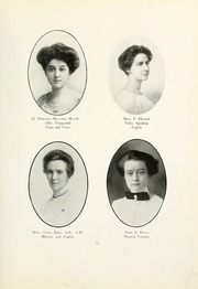 Page 17, 1913 Edition, Clarion University of Pennsylvania - Sequelle Yearbook (Clarion, PA) online yearbook collection