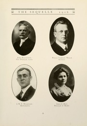 Page 15, 1916 Edition, Clarion University of Pennsylvania - Sequelle Yearbook (Clarion, PA) online yearbook collection