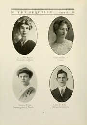 Page 16, 1916 Edition, Clarion University of Pennsylvania - Sequelle Yearbook (Clarion, PA) online yearbook collection