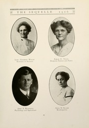Page 17, 1916 Edition, Clarion University of Pennsylvania - Sequelle Yearbook (Clarion, PA) online yearbook collection