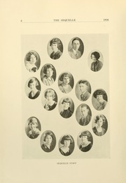 Page 10, 1926 Edition, Clarion University of Pennsylvania - Sequelle Yearbook (Clarion, PA) online yearbook collection