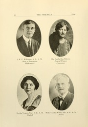 Page 14, 1926 Edition, Clarion University of Pennsylvania - Sequelle Yearbook (Clarion, PA) online yearbook collection