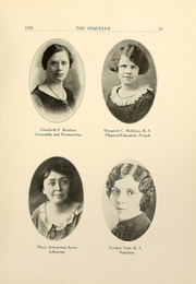 Page 17, 1926 Edition, Clarion University of Pennsylvania - Sequelle Yearbook (Clarion, PA) online yearbook collection