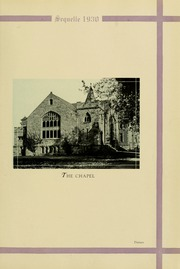 Page 13, 1930 Edition, Clarion University of Pennsylvania - Sequelle Yearbook (Clarion, PA) online yearbook collection
