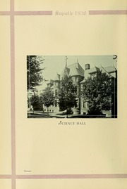 Page 14, 1930 Edition, Clarion University of Pennsylvania - Sequelle Yearbook (Clarion, PA) online yearbook collection