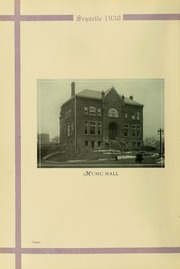 Page 16, 1930 Edition, Clarion University of Pennsylvania - Sequelle Yearbook (Clarion, PA) online yearbook collection
