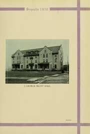Page 17, 1930 Edition, Clarion University of Pennsylvania - Sequelle Yearbook (Clarion, PA) online yearbook collection