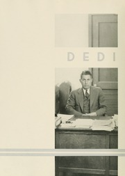 Page 10, 1935 Edition, Clarion University of Pennsylvania - Sequelle Yearbook (Clarion, PA) online yearbook collection