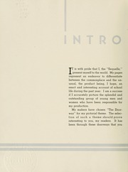 Page 8, 1935 Edition, Clarion University of Pennsylvania - Sequelle Yearbook (Clarion, PA) online yearbook collection