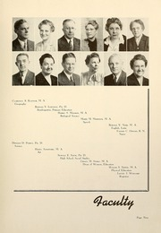 Page 13, 1946 Edition, Clarion University of Pennsylvania - Sequelle Yearbook (Clarion, PA) online yearbook collection