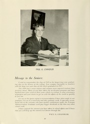 Page 14, 1949 Edition, Clarion University of Pennsylvania - Sequelle Yearbook (Clarion, PA) online yearbook collection