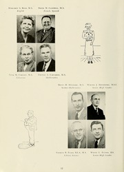 Page 16, 1949 Edition, Clarion University of Pennsylvania - Sequelle Yearbook (Clarion, PA) online yearbook collection