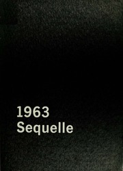 1963 Edition, Clarion University of Pennsylvania - Sequelle Yearbook (Clarion, PA)