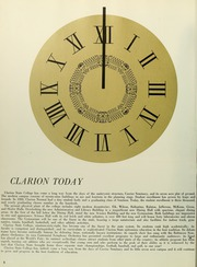 Page 12, 1968 Edition, Clarion University of Pennsylvania - Sequelle Yearbook (Clarion, PA) online yearbook collection