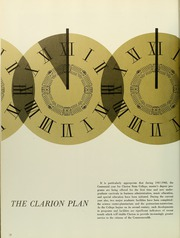 Page 16, 1968 Edition, Clarion University of Pennsylvania - Sequelle Yearbook (Clarion, PA) online yearbook collection