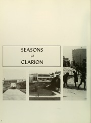 Page 10, 1969 Edition, Clarion University of Pennsylvania - Sequelle Yearbook (Clarion, PA) online yearbook collection