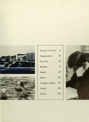 Page 7, 1969 Edition, Clarion University of Pennsylvania - Sequelle Yearbook (Clarion, PA) online yearbook collection