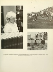 Page 15, 1970 Edition, Clarion University of Pennsylvania - Sequelle Yearbook (Clarion, PA) online yearbook collection