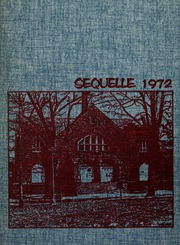 1972 Edition, Clarion University of Pennsylvania - Sequelle Yearbook (Clarion, PA)