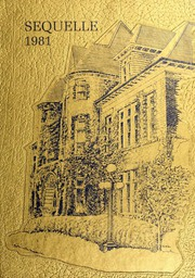 1981 Edition, Clarion University of Pennsylvania - Sequelle Yearbook (Clarion, PA)