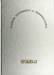 1984 Edition, Clarion University of Pennsylvania - Sequelle Yearbook (Clarion, PA)