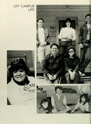 Page 206, 1985 Edition, Clarion University of Pennsylvania - Sequelle Yearbook (Clarion, PA) online yearbook collection