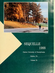 Page 5, 1988 Edition, Clarion University of Pennsylvania - Sequelle Yearbook (Clarion, PA) online yearbook collection