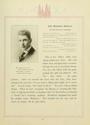 Page 17, 1916 Edition, Boston College - Sub Turri Yearbook (Boston, MA) online yearbook collection