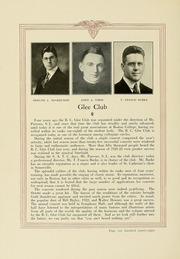 Page 204, 1922 Edition, Boston College - Sub Turri Yearbook (Boston, MA) online yearbook collection
