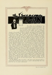 Page 208, 1922 Edition, Boston College - Sub Turri Yearbook (Boston, MA) online yearbook collection