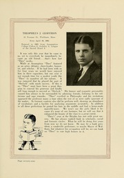 Page 83, 1922 Edition, Boston College - Sub Turri Yearbook (Boston, MA) online yearbook collection